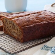 Banana-Walnut-Bread