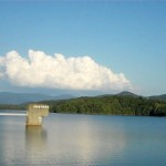 LakeChatuge, Hayesville, NC Dam Photo by Benita A. Esposito