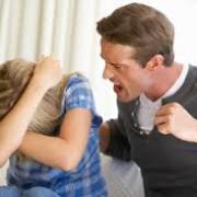 Abusive man
