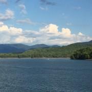 Lake Chatuge. Photo by Benita Esposito